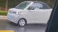Wuling Mini EV convertible mulai tertangkap kamera saat pengujian (CarNewsChina)