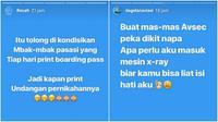 (Sumber Instagram Stories/@dagelanaviasi)