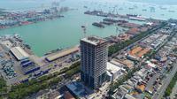 Pelindo III Bangun Tower Poros Maritim di Pelabuhan Tanjung Perak