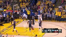 Berita video game recap NBA 2017-2018 antara Golden State Warriors melawan New Orleans Pelicans dengan skor 113-104.