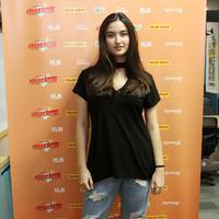 Stephanie Poetri, anak Titi DJ