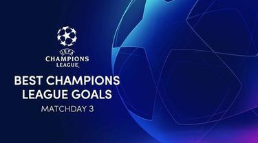 Berita video 5 gol terbaik Liga Champions Matchday 3 babak kualifikasi Grup. Ada gol Diogo Jota dari Liverpool