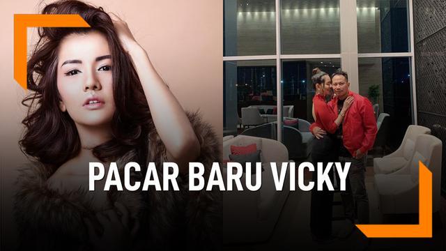 Fakta Pacar Baru Vicky Prasetyo, Anggia Chan
