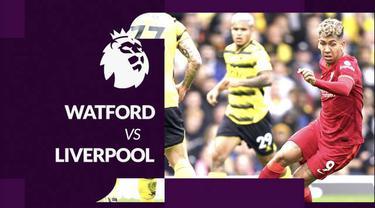 Berita motion grafis laga pekan ke-8 Liga Inggris (Premier League) 2021/2022, Liverpool menang 5-0 atas Watford, di mana Roberto Firmino mencetak hattrick, Sabtu (16/10/2021) malam hari WIB.