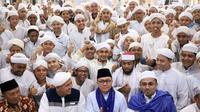 Ketua Majelis Perwakilan Rakyat (MPR) Zulkifli Hasan Pesantren Darul Lughah Wad-Dakwah di Pasuruan, Jawa Timur. (Istimewa)
