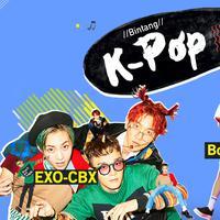 [Bintang] Bintang K-Pop Hits of the Week (Desain: Nurman Abdul Hakim/Bintang.com)