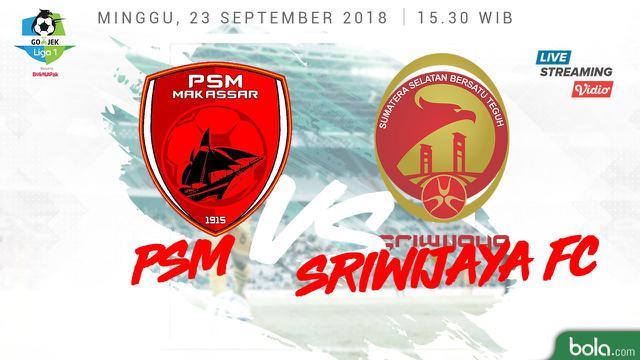 Psm Makassar Vs Sriwijaya Fc