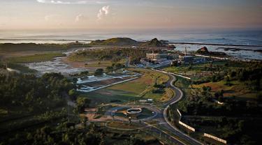 Proyek Sirkuit Mandalika Lombok