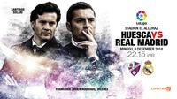 Huesca vs Real Madrid (Liputan6.com/Abdillah)