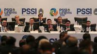 Kongres Luar Biasa PSSI di Hotel Mercure Ancol, Kamis (10/11/2016). (Bola.com/NIcklas Hanoatubun)