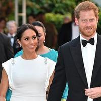 Meghan Markle tampil layaknya putri kerajaan di acara makan malam Kerajaan Tonga (Foto: instagram/ijeomadaisy)