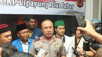 Silaturahmi Polda Jabar dan Kalangan Pemuda