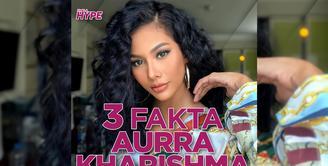 Yuk, kita kenalan dengan Aurra Kharishma, Runner-Up 3 Miss Grand International 2020!