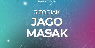 3 Zodiak Paling Jago Masak