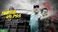 Shopee Liga 1 2019: Persib Bandung vs PSS Sleman. (Bola.com/Dody Iryawan)