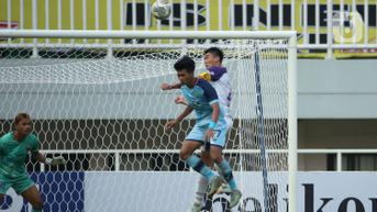 FOTO: Sepuluh Pemain Persita Tangerang Taklukkan Persela Lamongan di BRI Liga 1