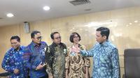 PT Bank Tabungan Negara (BTN) menggelar Rapat Umum Pemegang Saham Luar Biasa (RUPSLB). Merdeka.com/Yayu A