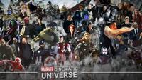 Marvel Cinematic Universe. (Facebook)