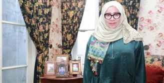 Melly Goeslaw mendapatkan pengalaman yang sangat berharga ketika dirinya menjadi bagian dari rombongan Duta Kemanusiaan asal Indonesia. (Adrian Putra/Bintang.com)