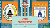 Shopee Liga 1 - PSS Sleman Vs Persipura Jayapura (Bola.com/Adreanus Titus)