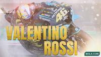MotoGP - Valentino Rossi Petronas Yamaha (Bola.com/Adreanus Titus)