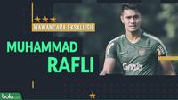 Wawancara Eksklusif Muhammad Rafli (Bola.com/AdreanusTitus)