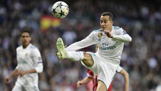 Pemain Madrid kembali 1