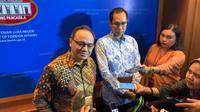 Teuku Faizasyah, Plt Jubir Kemlu. (Liputan6.com/ Benedikta Miranti T.V)
