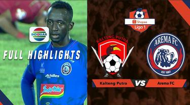 Berita video highlights Shopee Liga 1 2019, Kalteng Putra kalahkan Arema FC 4-2, Rabu (7/8/2019) di Stadion Tuah Pahoe, Palangka Raya.