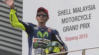 Valentino Rossi (EPA/Ahmad Yusni)