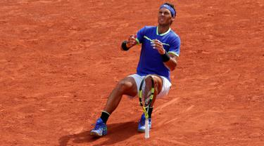 20170611-Nadal Juara Prancis Terbuka 2017-AP