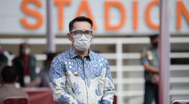 Tenda Roboh danVaksinasi Massal Berujung Kerumunan, Satgas Covid-19 Jabar Minta Maaf