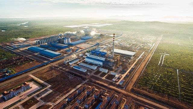 Ilustrasi PT Cita Mineral Investindo Tbk (CITA) plant (Dok CITA)