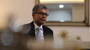 Direktur Utama Bank BRI, Sunarso.