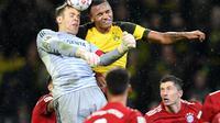 Bayern Munchen v Borussia Dortmund. (AFP/Christof Stache)