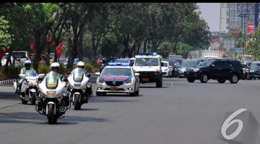 Mobil Jokowi
