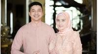 6 Momen Angbeen Rishi dan Adly Fairuz Umumkan Hamil Anak Pertama, Unggah Foto USG (sumber: Instagram.com/angbeenrishi)