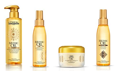 Nourishing Sampo, Original Oil, Nourishing Masque, dan Rich Oil | Foto: copyriht Vemale.com