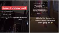 Cerita Horor. (Sumber: TikTok/ @ikataf)