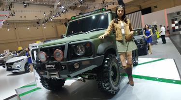 Apa Perbedaan Suzuki Jimny Untuk Indonesia dan Jepang?