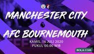 Premier League - Manchester City vs AFC Bournemouth. (Bola.com/Adreanus Titus)