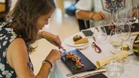 Rasakan sensasi makan siang yang berbeda di Mozaic Restaurant di Ubud, Bali (Liputan6/pool/Mozaic Restaurant)