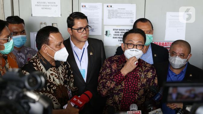 FOTO: Kali Pertama, Komisi III DPR RI Gelar RDP di Gedung KPK