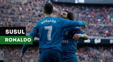 Berita video tentang keinginan bek Real Madrid, Marcelona menyusul teman dekatnya, Cristiano Ronaldo ke Juventus.
