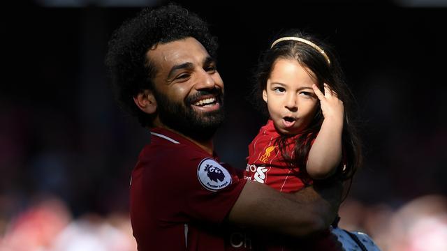 Mohamed Salah dan Makka Mohamed Salah