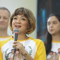Preskon film Keluarga Cemara (Nurwahyunan/Fimela.com)