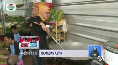 Masjid Istiqlal akan sediakan makanan dengan 3.500 porsi setiap hari kerja dan 4.500 porsi setiap hari libur untuk berbuka puasa.