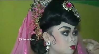 Viral Makeup Pengantin Wanita, Bikin Warganet Gagal Fokus