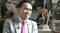 Jonathan Rachman, desainer interior asal Indonesia di San Francisco (VOA Indonesia)