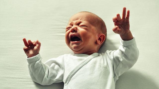 Ilustrasi bayi menangis (Pixabay)